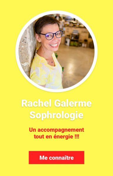 encart sophrologie - Rachel Galerme
