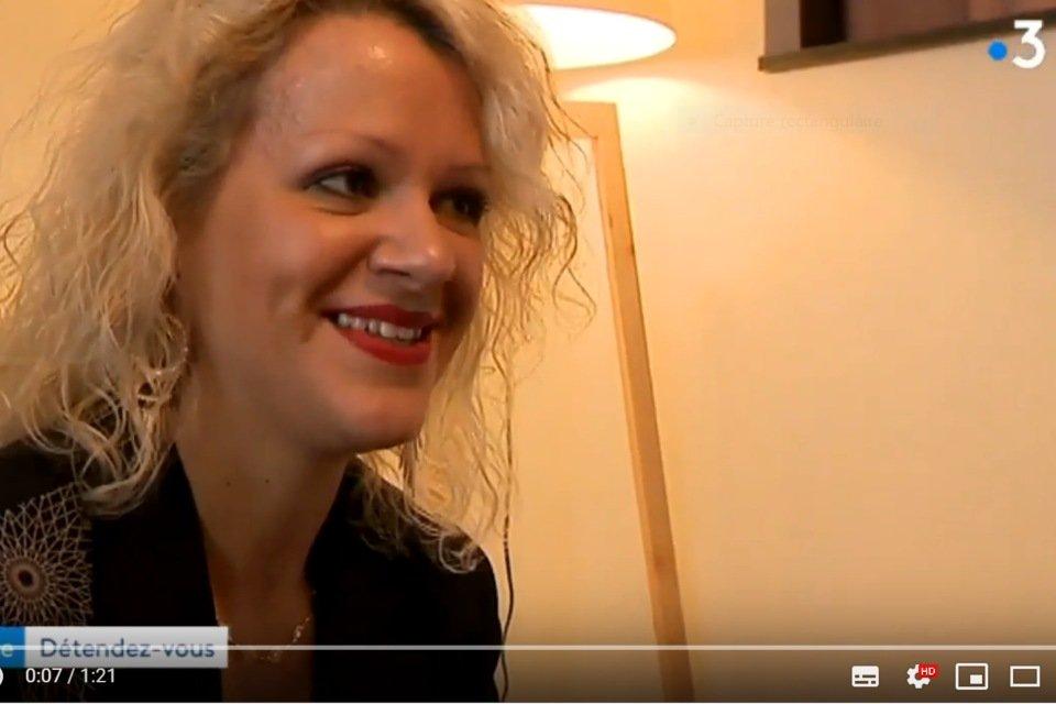 France 3 Lorraine Sophrologie Rachel Galerme